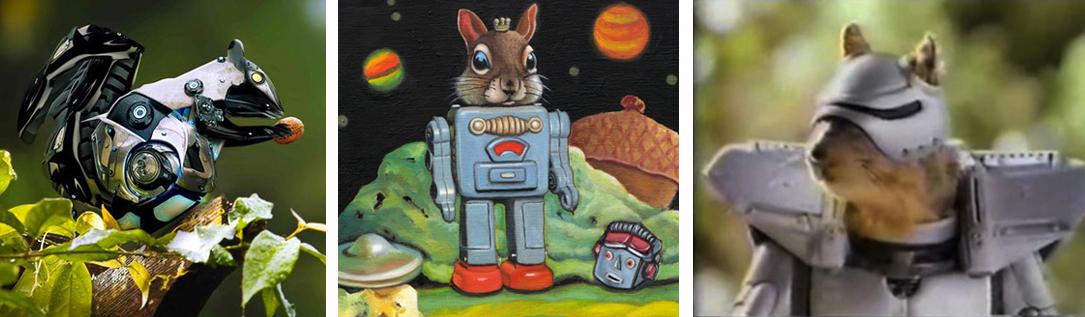 RobotSquirrels