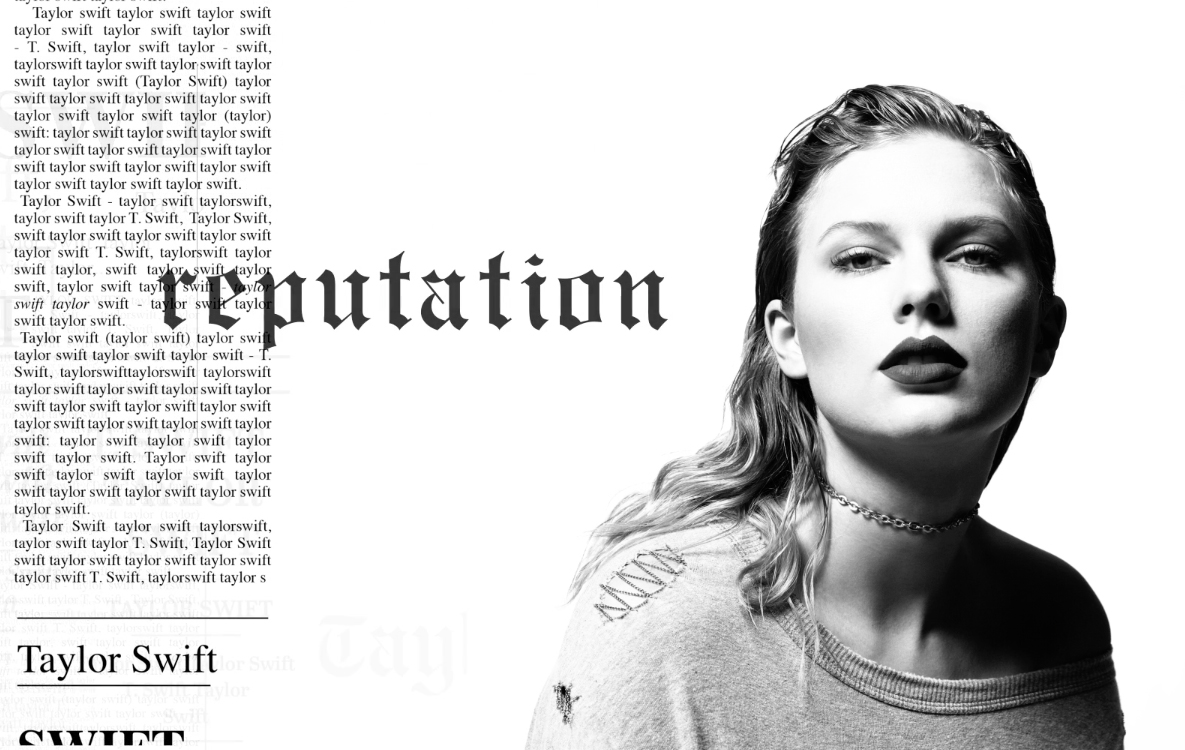 Taylor Swift Reputation Art
