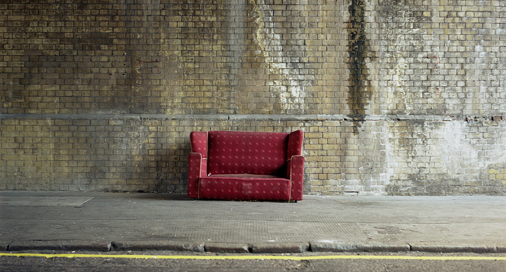 Lonely Couch