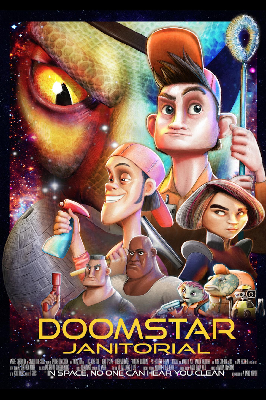 Doomstar Poster